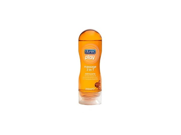 DUREX PLAY MASSAGE ESTIMULANTE 200 ML