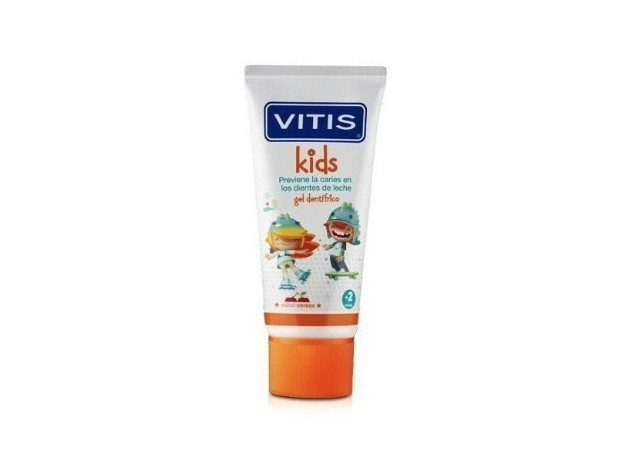VITIS GEL DENTAL KIDS 50 ML