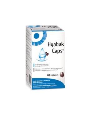 Hyabak Cápsulas 60 Caps.
