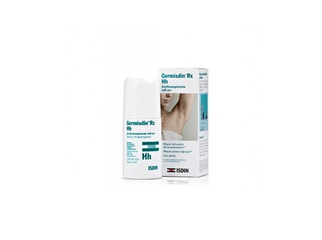 GERMISDIN RX HH ANTITRANSPIRANTE ROLL ON