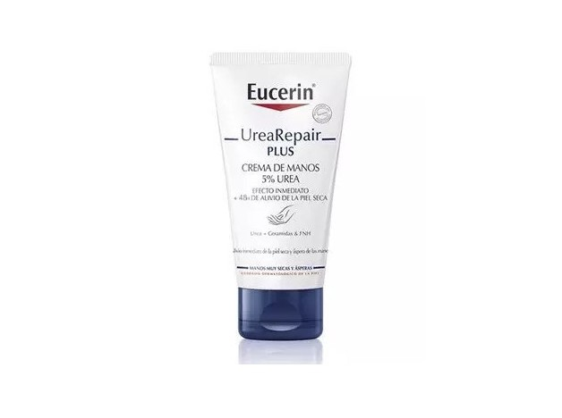 EUCERIN P/S REPAIR CR MANOS 5% UREA 75ML