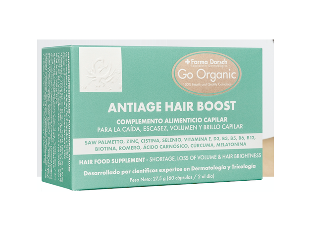 Antiage Hair Boost Fridda Dorsch