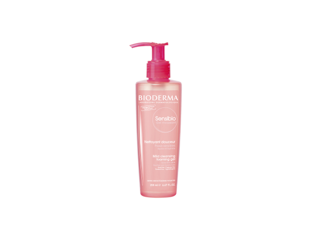 BIODERMA SENSIBIO GEL MOUSSANT 200ML