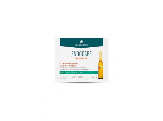 Ampollas Endocare Radiance C...