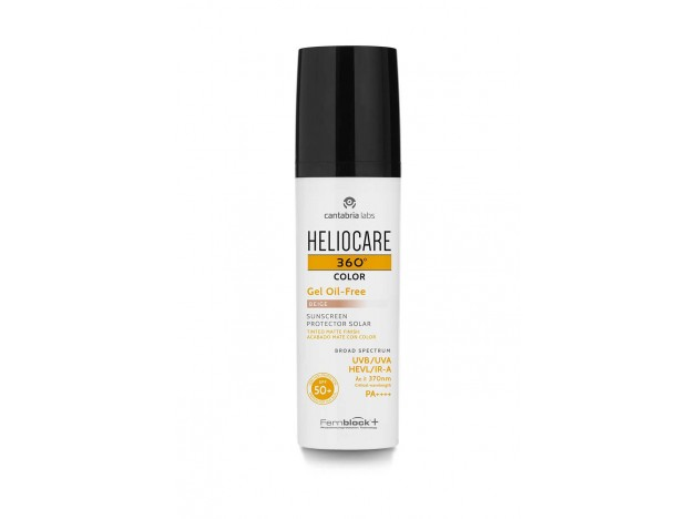 Heliocare 360 Color Gel Oil Free...