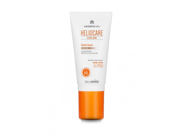 Heliocare Color Gelcream Light 50 ML