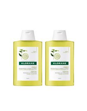 Klorane Pack Duo Champu...