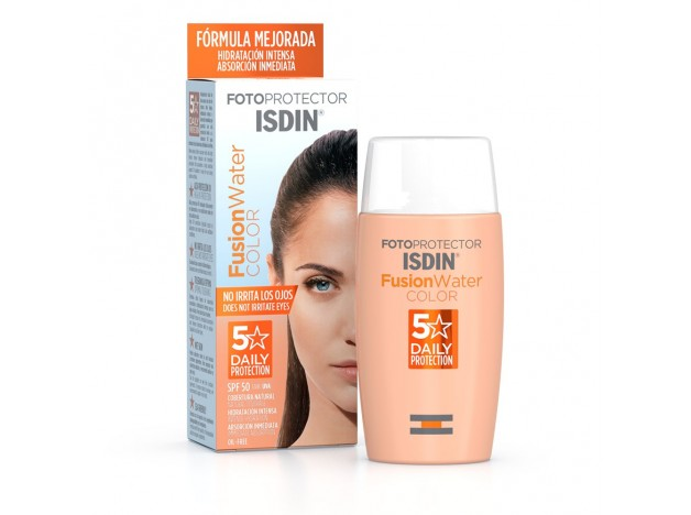 Fotoprotector ISDIN Fusion Water...