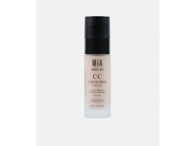 MIA MAKEUP CC COLOURED CREAM DARK 30 ML