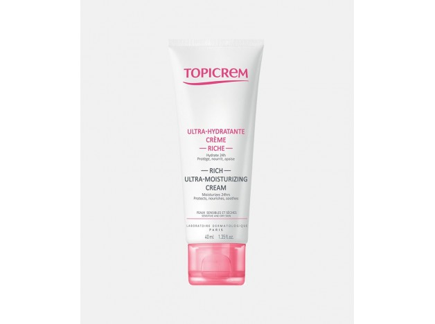TOPICREM ULTRA HIDRATANTE RICA 40ML